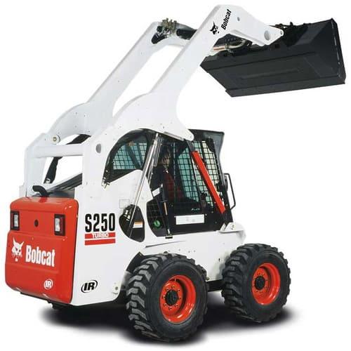 Мини-погрузчик Bobcat S250