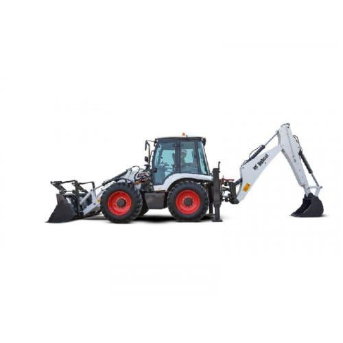 Экскаватор-погрузчик Bobcat B780