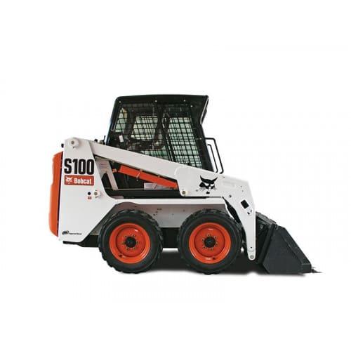 Мини-погрузчик Bobcat S100