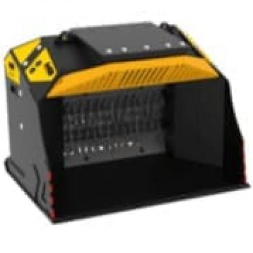 Просеивающий роторный ковш MB-HDS214