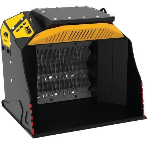 Просеивающий роторный ковш MB-HDS314
