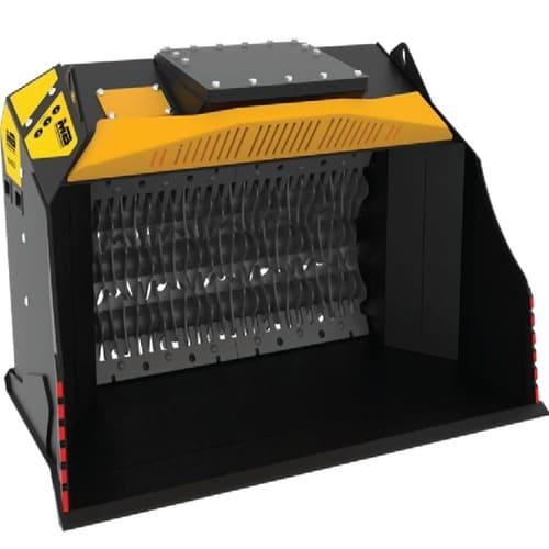Просеивающий роторный ковш MB-HDS323