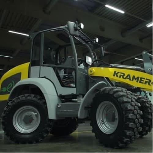 Погрузчик многофункциональный электрический Kramer 5055E