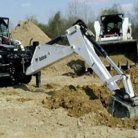 Обратная лопата