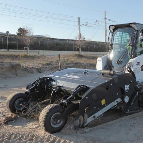 Очиститель песка (Sand cleaner) для Bobcat