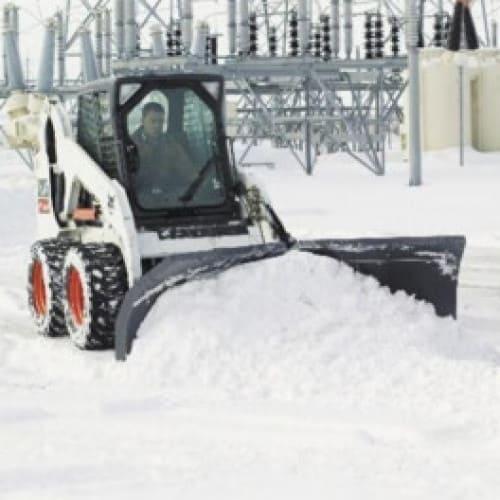 Снегоуборочный отвал для Bobcat