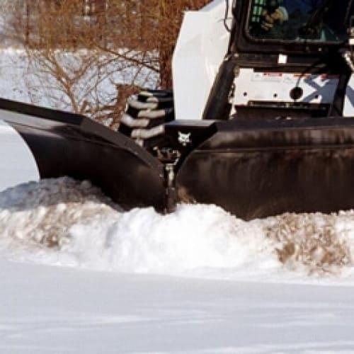 Отвал снегоуборочный V-образный для Bobcat