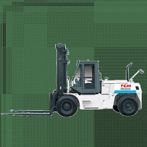 Вилочный погрузчик TCM FD115-3