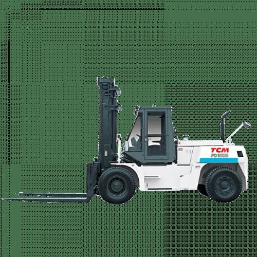 Вилочный погрузчик TCM FD150S-3