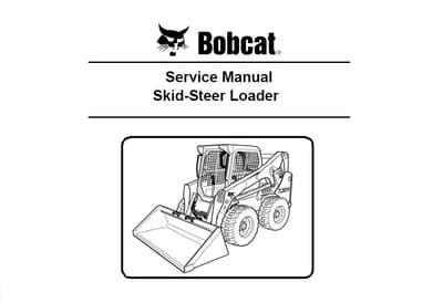 Руководства по эксплуатации для техники Bobcat