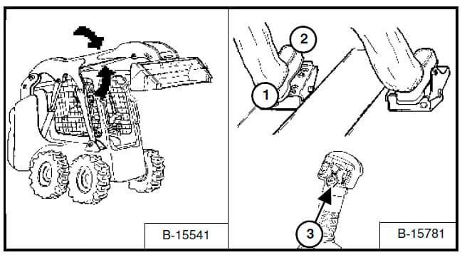 Использование левой педали