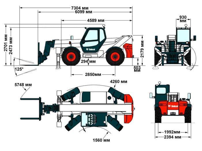 Bobcat T40140